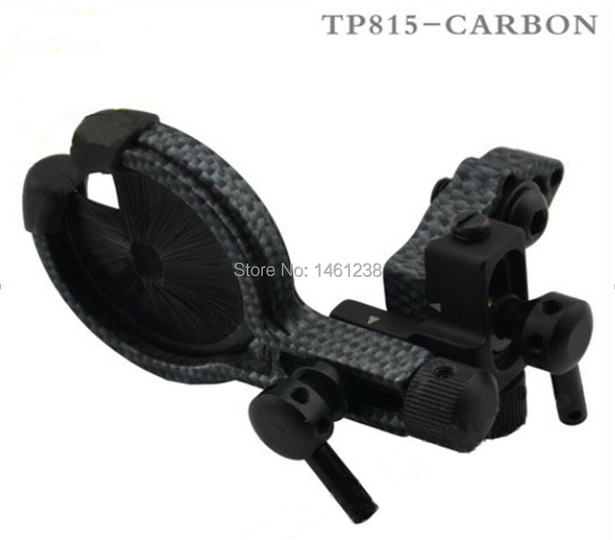 Reduce friction adjustable arrow rest tool-less designTP815-carbon right version whisker biscuit brush compound bow replacement <br><br>Aliexpress