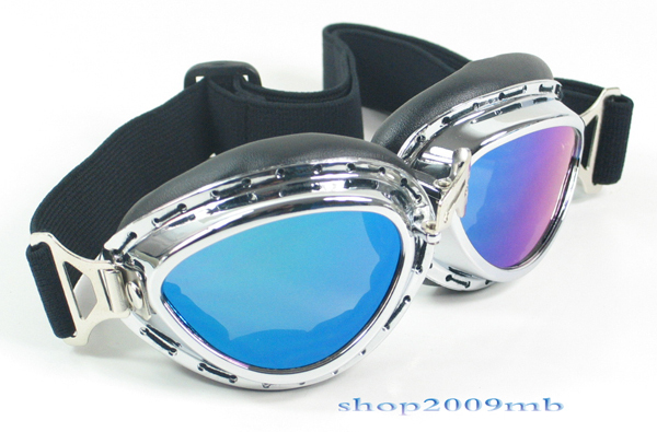 product Special WW2 German Helmet Pilot Sunglasses Glasses Motocycle Goggles Eyewear