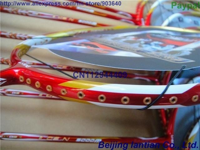 LI NING N90 II badminton racket,2010 New LOGO free shipping