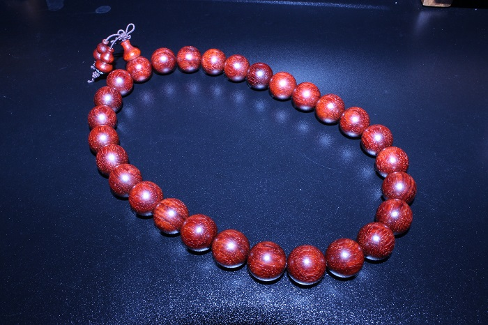 India lobular red sandalwood lovers' bracelets Bangles handheld 15mm 28 High-density high oil Venus