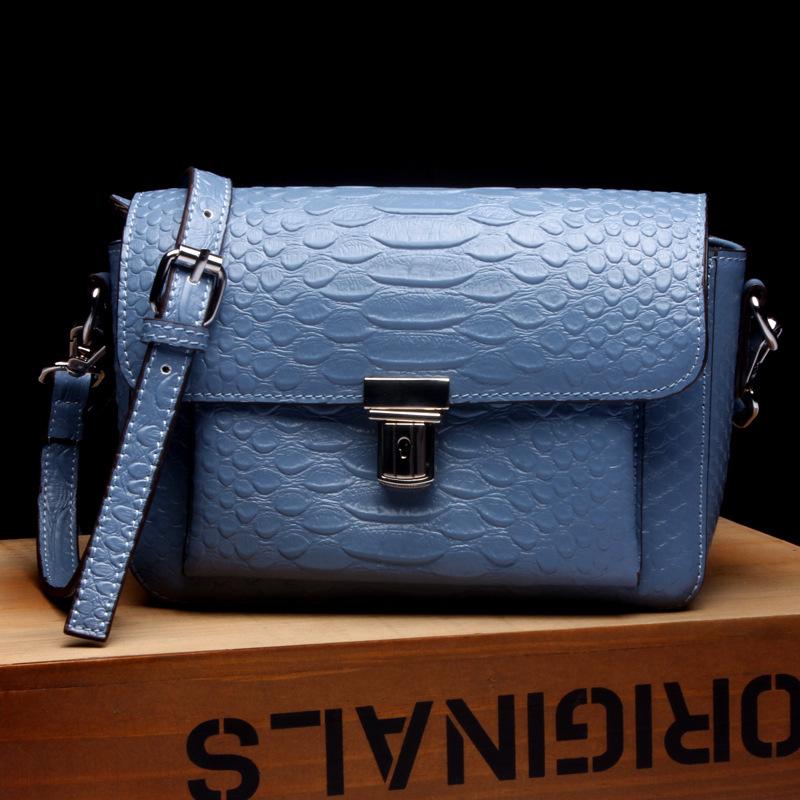 2016 European fashionable new leather handbag shoulder bag branded handbag for ladies leather bag flap bags<br><br>Aliexpress