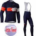 2016 New winter thermal fleece Ropa Ciclismo long sleeve Breathable clothing quick dry MTB Bicycle Pro