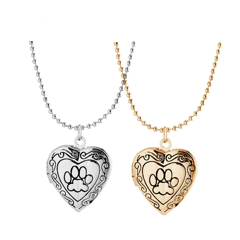 Romantic Valentine's Day Gift Love Heart Photo Floating Lockets Charms Pendant & Necklace Gold Fashion Jewelry A65(China (Mainland))