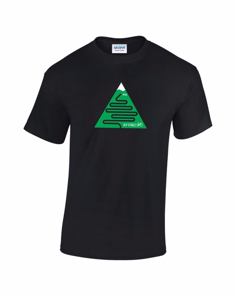 Shirt design green - T Shirt Brand 2017 Male Short Sleeve Cool T Shirts Designs Best Selling Men Cycler Stage Tour De France Custom Shirt Design