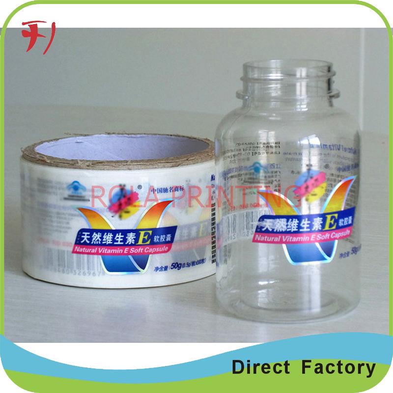 Customized Custom printing honey label to your honey bottle packing(China (Mainland))