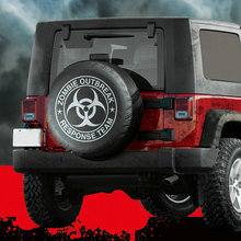 Professional Spare Tire Cover Universal Leather Vinyl Spare Wheel Covers for 18 to 20inch Fits Tire 29.5-32.5inch Free Shipping(China (Mainland))