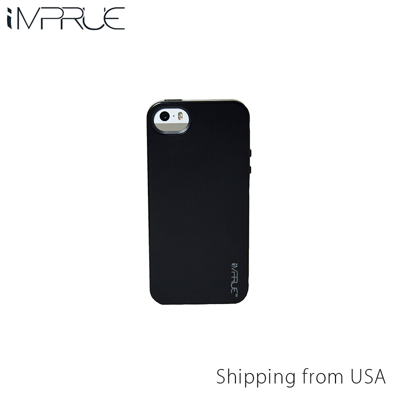 [IMPRUE] Plain Solid Phone Case For iPhone 5/5s/5se Accessory High Quality Dirt-resistant Protector Phone Cover Back Cases(China (Mainland))
