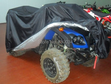 Durable Indoor Outdoor ATV Quad Bike Motorcycle Cover Waterproof UV Protection  210x120x115cm New(China (Mainland))