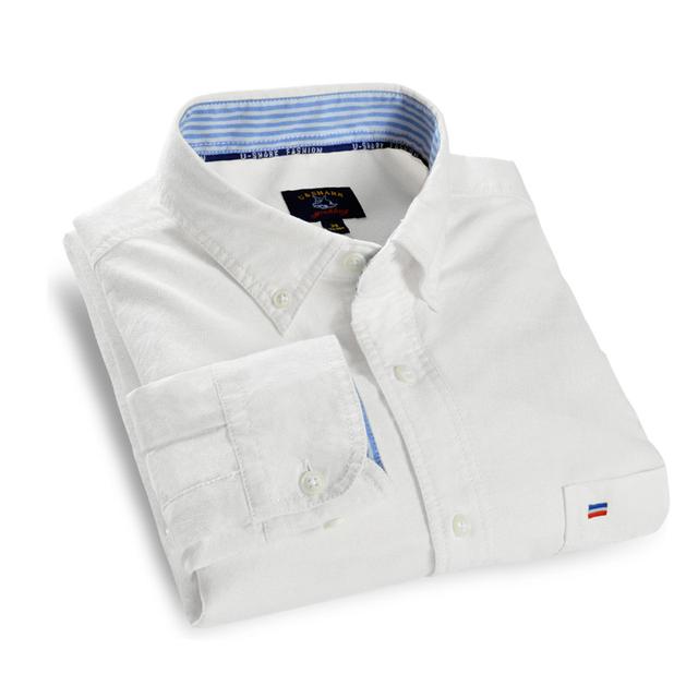 2016 Новый Дизайн Супер Высокое Качество 100% Мужские Рубашки Из Чистого Хлопка Бизнес ...