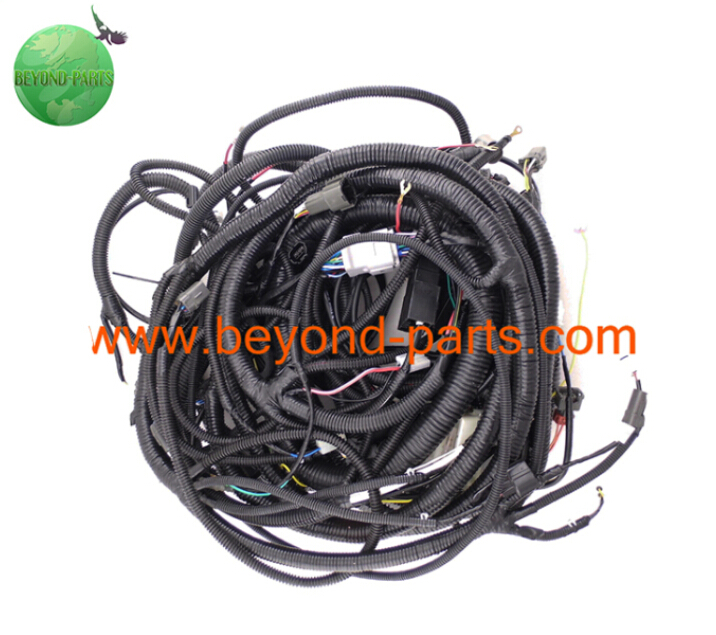 online buy whole excavator wiring harness from excavator ex200 3 excavator external wire harness ex200 2 digger outside wire harness