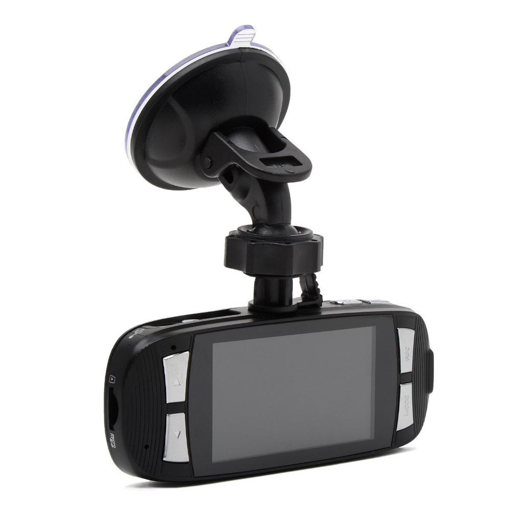 Car DVR Original Novatek 96650 FHD 1080P DVR Camera Car Video Recorder 2.7 Inch LCD G1W Capacitance Model(No Battery)(China (Mainland))