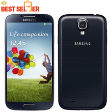Original Samsung Galaxy S4 i9500 Mobile phone 3G Quad-core 13MP Camera Quad Core NFC Refurbished(China (Mainland))