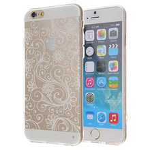 Phone Cases for iPhone 6 case Gold Slim 0.3mm Silicone Cover  for iPhone 6 4.7 mobile phone bags & cases Brand New Arrive 2014