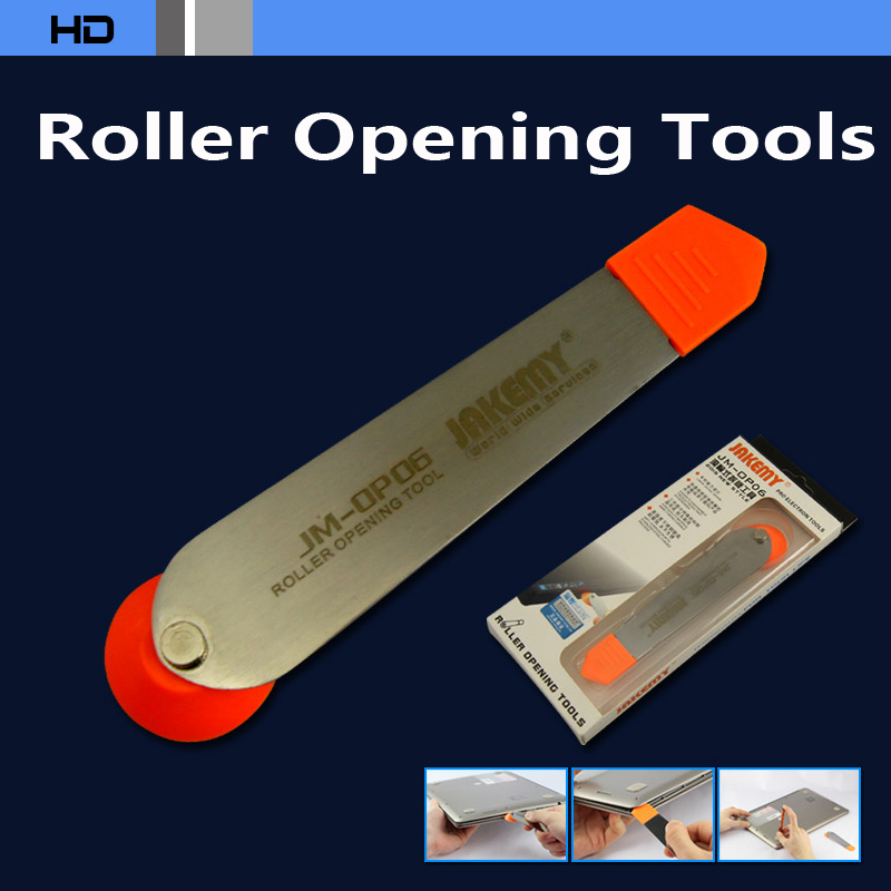 3pcs/lot JM-0P06 Rolling wheel Disassemble Crowbar open  LCD Tool tommy bar for iphone for ipad LCD repair opening tools<br><br>Aliexpress