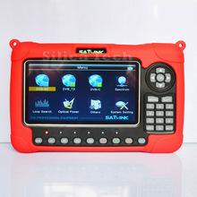 SATLINK WS-6980 DVB-S2/DVB-C/DVB-T2 COMBO Optical power detection Spectrum analyzer digital satellite finder meter(Hong Kong)