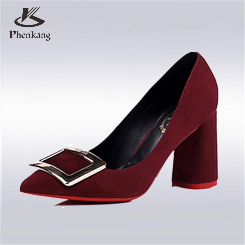 Online Get Cheap Grey Slingback Heels -Aliexpress.com | Alibaba Group