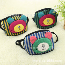 Winter Yami stripes bear Mask Wholesale KZ028 Korean lovely warm dust mask factory direct(China (Mainland))