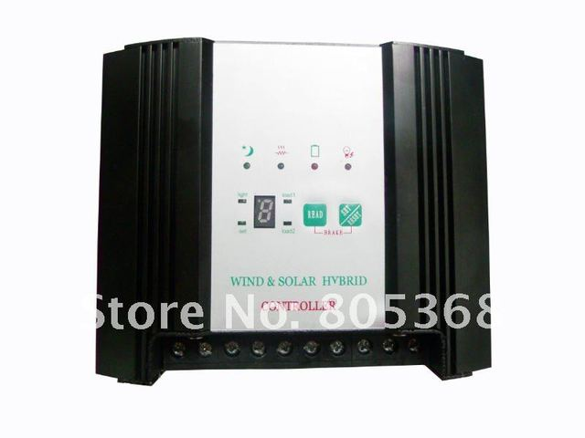 300 w12v scenery complementary controller high efficiency intuitive LED display simple operation quality is stable