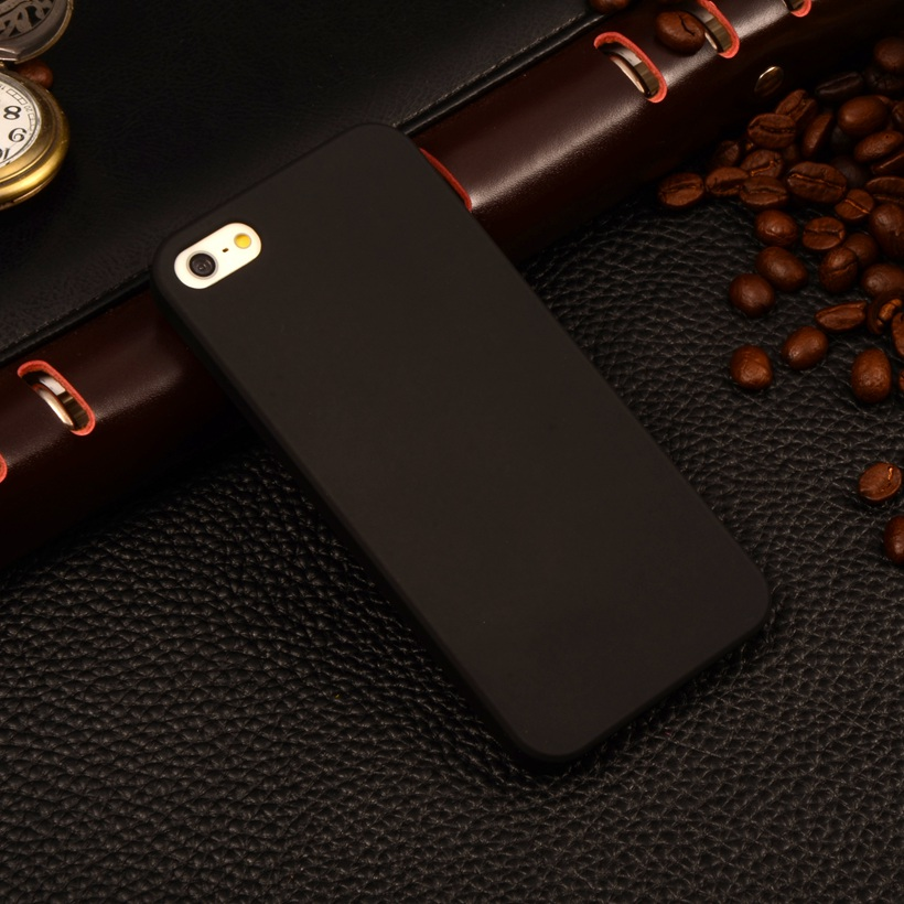 HOT Anti-Scratches Matte Hard Rubber Case for iPhone 5S 5 SE Phone Back Cover Shell(China (Mainland))