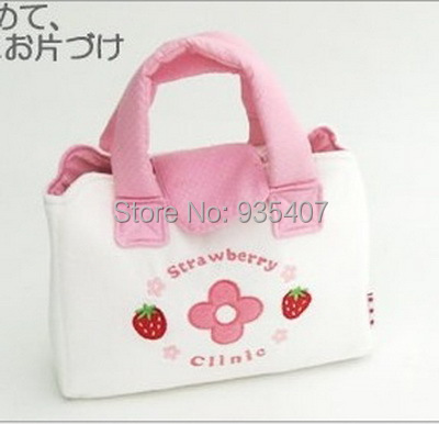 Mother Garden Strawberry Childrens bag/Medicine box<br>