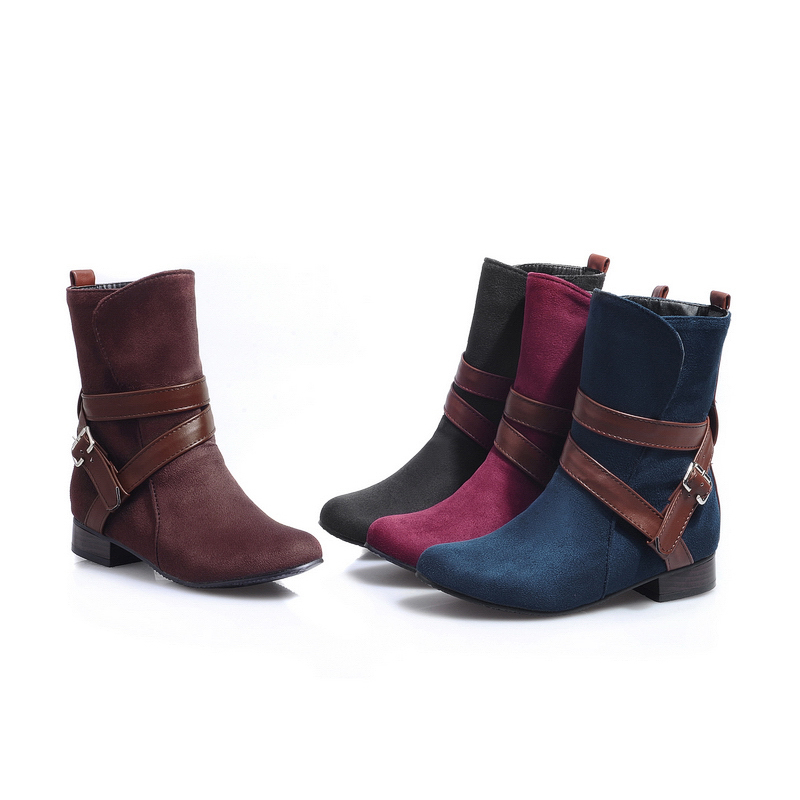 Popular Ladies Blue Ankle Boots-Buy Cheap Ladies Blue Ankle Boots