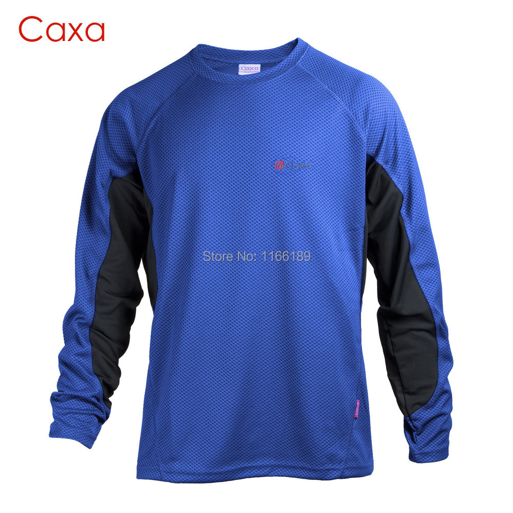outdoor t-shirt men coolmax sports wear quick dry fit hiking camping long sleeve t-shirt men quick drying breathable tees<br><br>Aliexpress