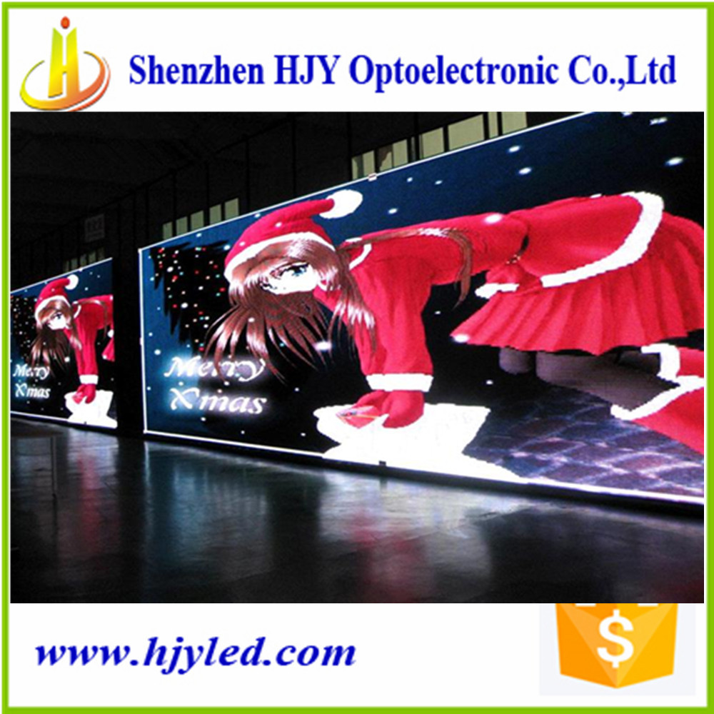 High quality p6 indoor led display advertising products(China (Mainland))