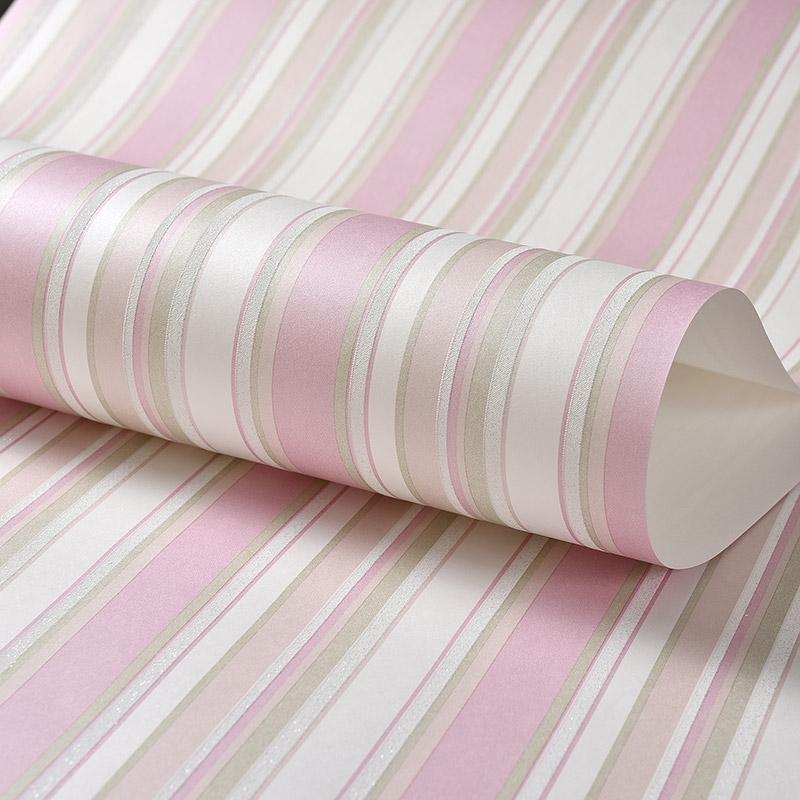 Online kaufen gro handel tapete rosa m dchen aus china tapete rosa m dchen gro h ndler - Rosa weiay gestreifte tapete ...