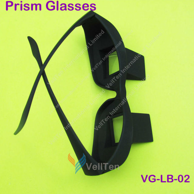 Novelty! Deluxe Prism Glasses, Lazy Glasses, Bed spectacles, Bed Lie Down Periscope, to Patient Parent Gift