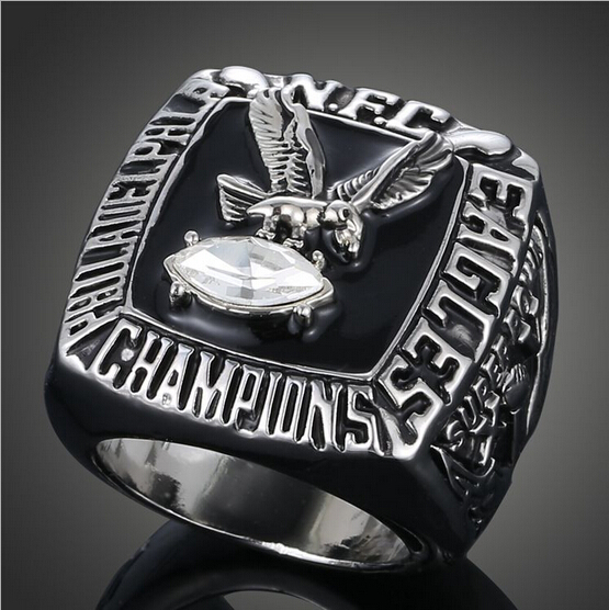 NFL 1981 Philadelphia Eagles Super Bowl Championship Ring American Football World Champion Rings Men Classic Collection Jewelry(China (Mainland))