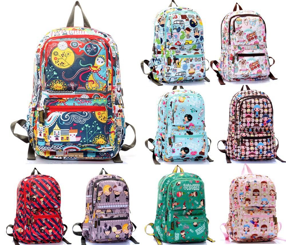 Cute Knapsack Backpacks - Crazy Backpacks