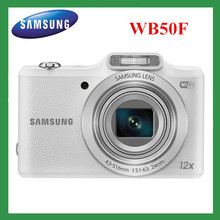 2014 new Samsung  photo camera WB50F NFC feature support wifi wireless function digital camera 16MP 2.7″ 12x zoom