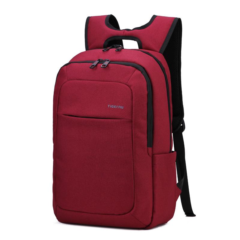 2015 Hot Cheap Women Backpack Laptop Bag Men's Backpacks Teenager Boys Girls School Backpacks Brand Tigernu Unique Design(China (Mainland))