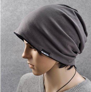Free shipping fashion Korean version of popular folding cap,Winter hat,Fashionable men and women knitting wool cap,1color