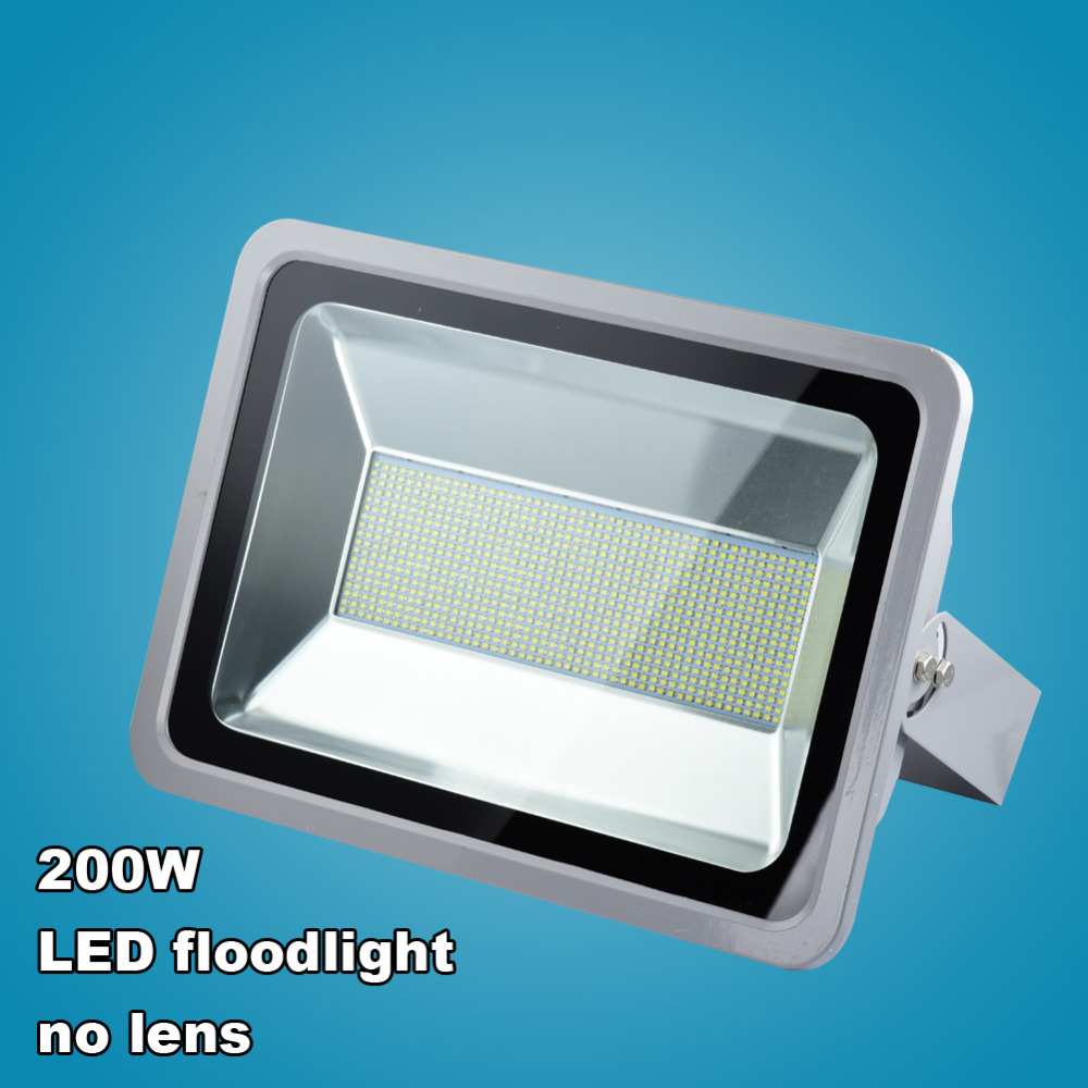 LED Floodlights 200W SMD2835 100 240V Outdoor Wall Garden