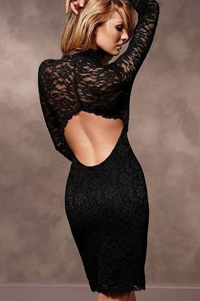 Club Focus Party Queen Men's Lover In Eyes Sexy Lace Sheath Dresses Vintage Elegant Turtleneck Tight Dress Cheap Clothes China