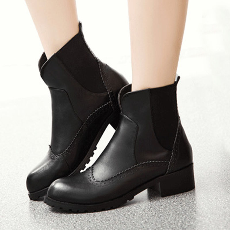 Autumn winter Warm women boots fashion winter boots,comfortable ankle boots women winter shoes,quality snow boots Free shipping