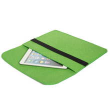 2015 Promotion Tablet Notebook Bag Wool Felt Laptop Sleeve Bags Case Liner Sleeves Computer Cover Pouch(China (Mainland))