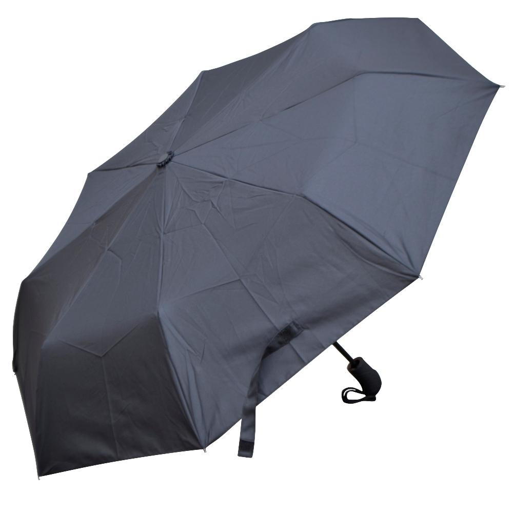 Automatic Anti UV Windproof Paraguas High Density PG Fabric Men Woman Rain Gear Fibreglass Ribs Portable Triple Folding Umbrella(China (Mainland))