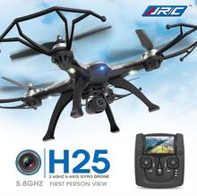 Original JJRC H25G 2.4GHz 4CH 6-axis Gyro RC Drones With 2.0MP HD Camera with One Key Return CF Mode 5.8G FPV Quadcopter