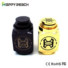 3pcs  mechanical mod Hammer Mod clone with 2 Extension Tubes suitable for 18650 battery Vs Apollo SMPL M6 Manhattan Hammer mod