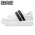 OWNSHOP Women Fashion Shoes 2017 New Design Lover Shoes White Women Casual Shoes