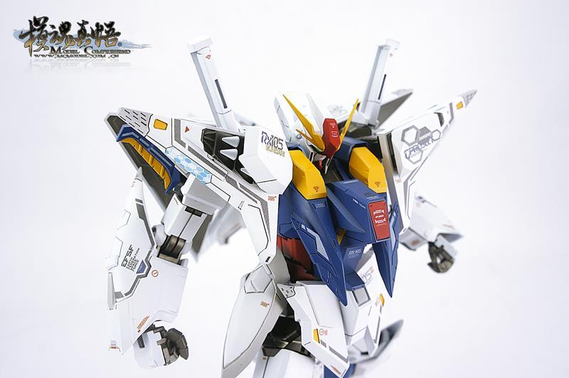 Brand Anime MC Gundam Model HGUC 1/144 RX-105 GUNDAM Assemble Action Figure Robot Toys Collection