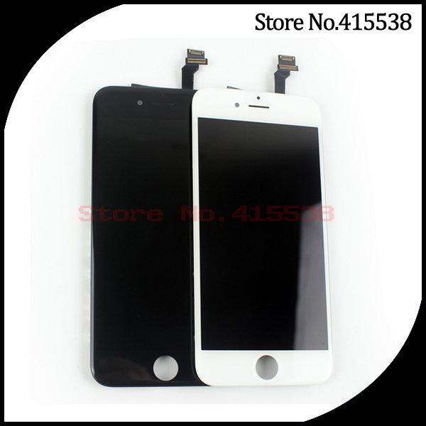 2014 New Arrival For Iphone 6 Plus LCD Display Touch Screen Digitizer Assembly replacement(China (Mainland))