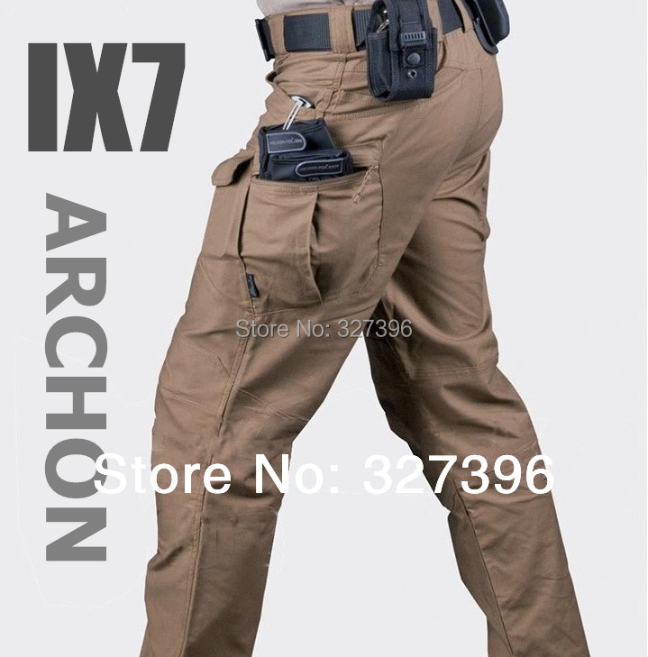 TAD Archon IX7 Spring Military City Tactical Outdoor Pants Men's Sport Army Security Cargo Combat Multi-Pocketed Trousers