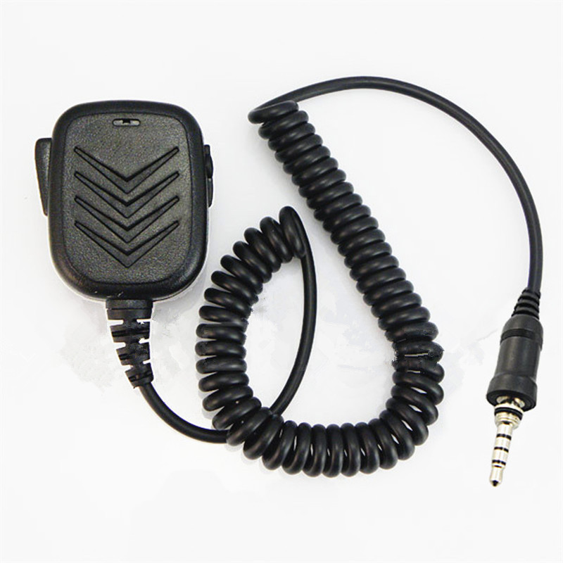 Handheld Speaker Mic for YAESU VX-6R 7R 6E and 7E120 170 700 710 127 Ham Radio Walkie Talkie Hf Transceiver(China (Mainland))