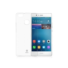 Huawei P9 Lite TPU Cases BASEUS Air Case Clear Gel Cover / G9 - Tvcmall online four Store store