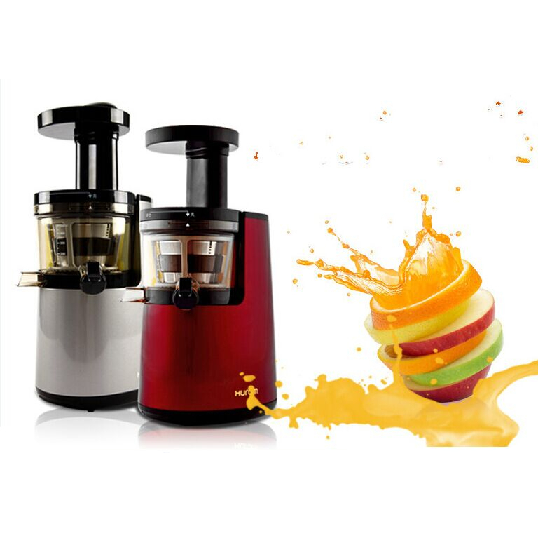 Slow Juicer Made In Korea : New Arrival High Quality hurom Slow Juicer HU 1100WN Fruits vegetables Low Speed Juice Extractor ...