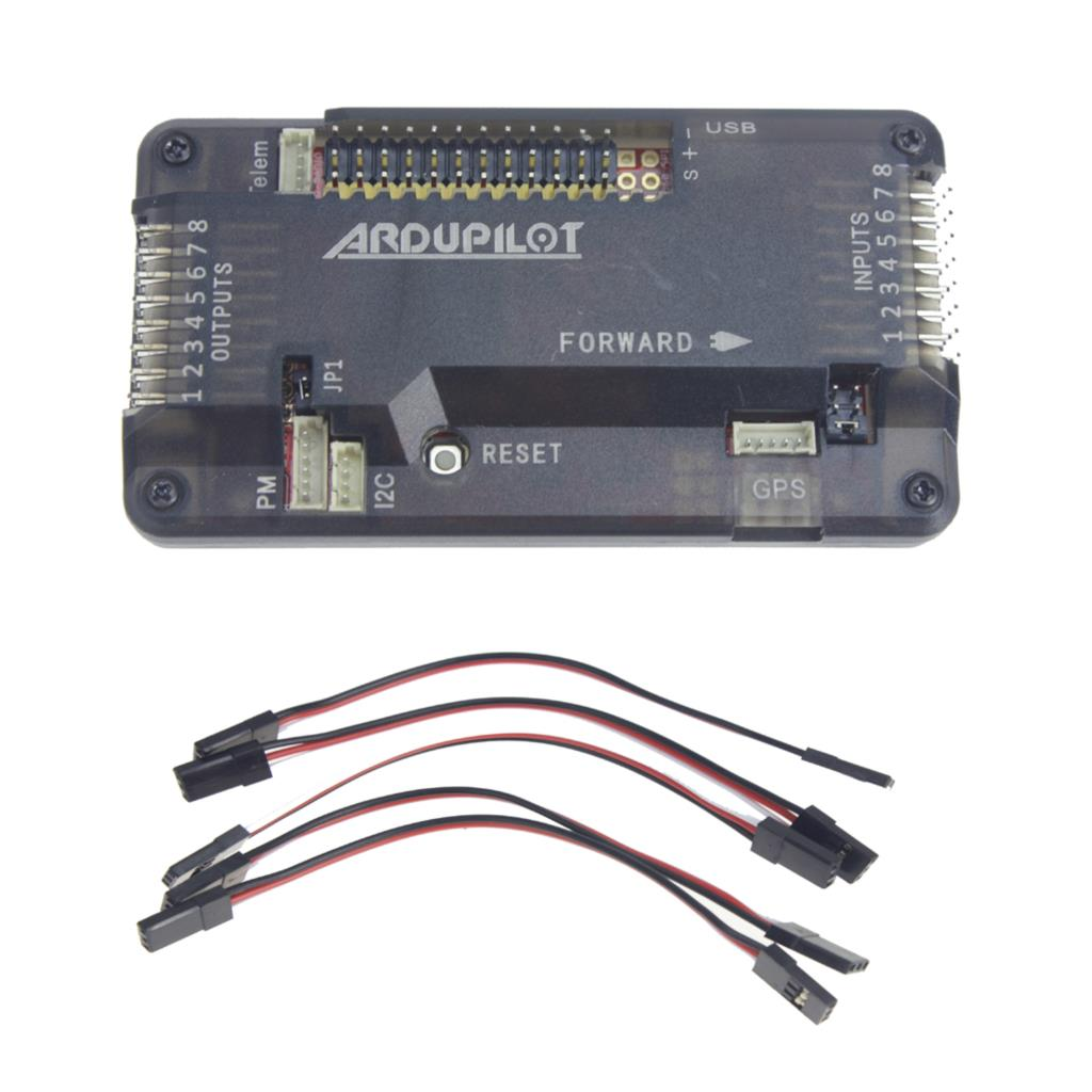 APM2.8 APM 2.8 RC Multicopter Flight Controller Board with Case 6M GPS Compass for DIY FPV RC Drone Multirotor QAV250