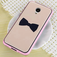 Meizu M2 MIni Case bowknot Cool Ironman Hello Kitty Hybrid TPU + PC Back mobile Phone Case Cover for Meizu M2 Mini 5.0 inch